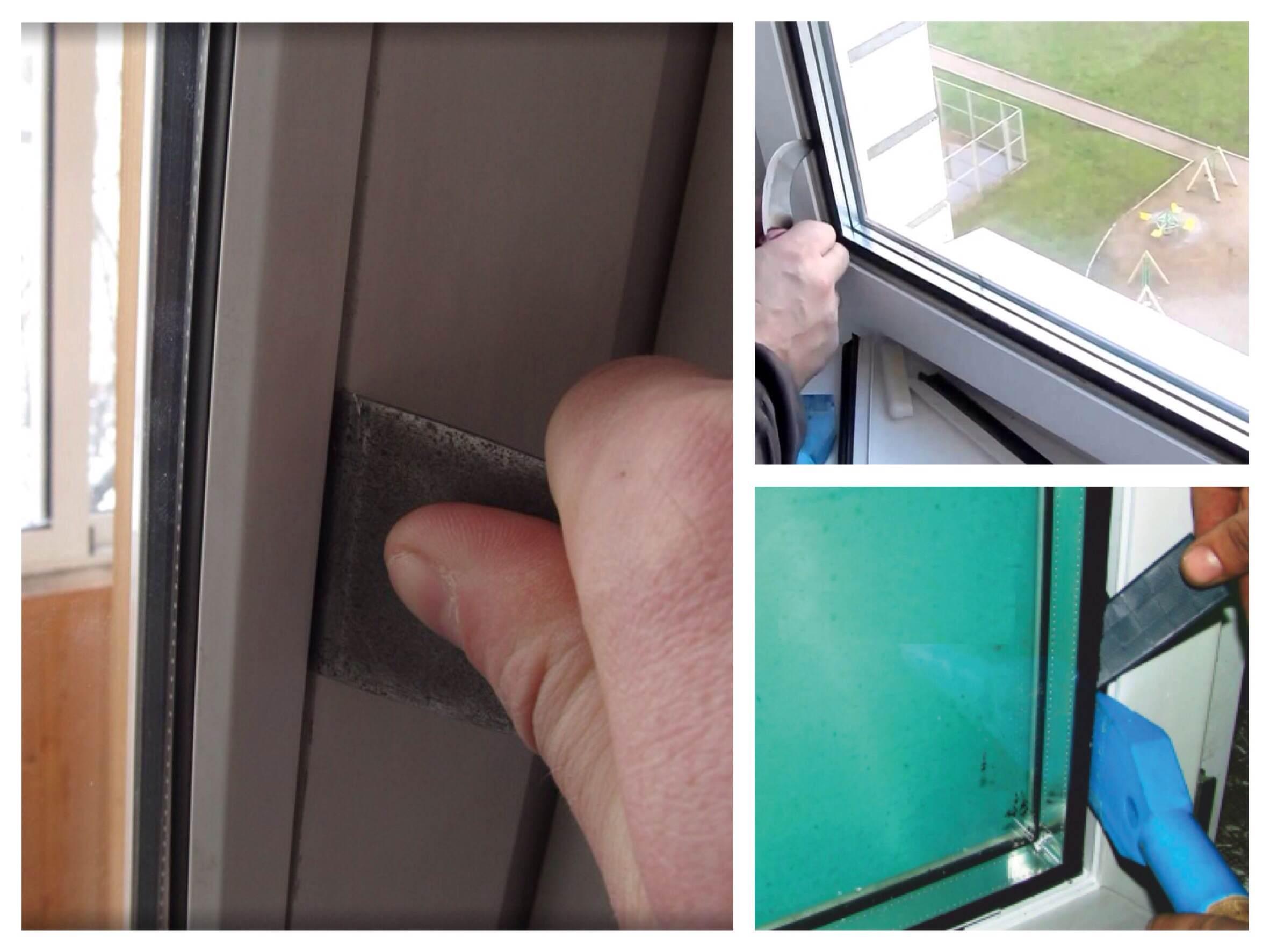 Как отрегулировать балконную пластиковую дверь самостоятельн.