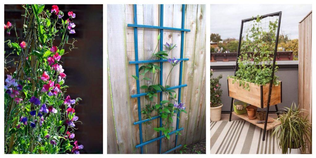 варианты каркаса для плетения цветов