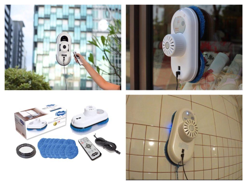 роботы для мытья окон