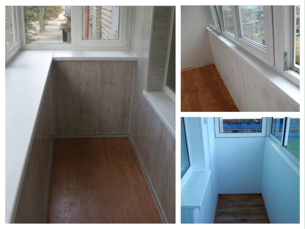 подоконник для балкона