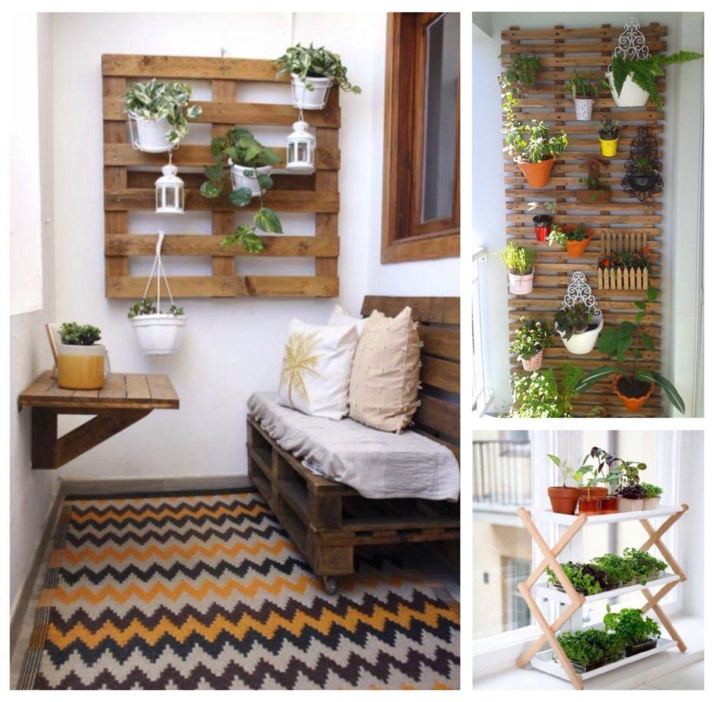 варианты размещения комнатных растений в оформлении дома